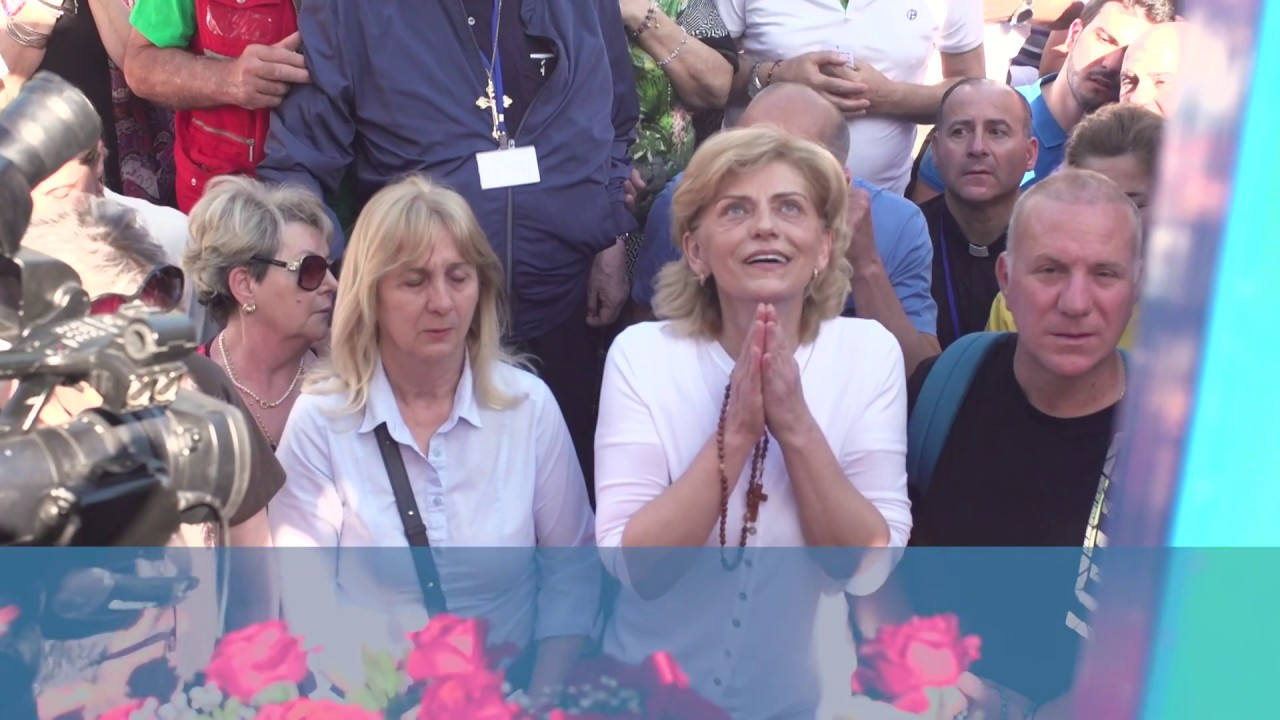 Medjugorje Apparition to Mirjana - June 2, 2018 - YouTube