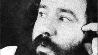 """Pedro Barroso(*) - """"Cantos de oxalá"""" do disco """"Cantos d"""