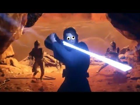 Star Wars Battlefront 2 Funny Moments 😂 #99 thumbnail