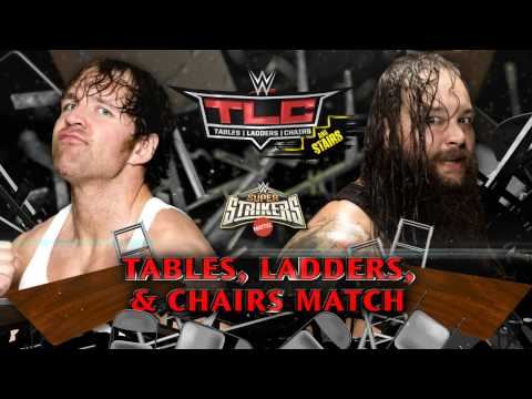 WWE Tables, Ladders and Chairs … and Stairs: All Access Pass 2014