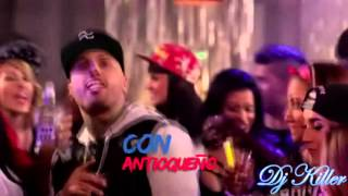 Nicky Jam AntioqueÑo Ft Dj Killer  Vrmix