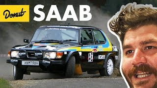 SAAB - Everything You Need To Know | Up to Speed thumbnail