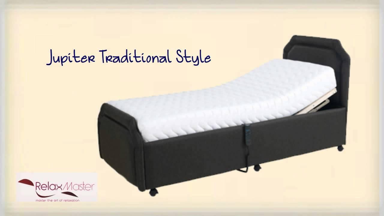 Delta Ultralight  Full Electric Bed