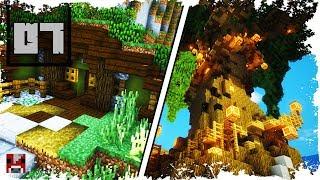 Minecraft Timelapse - Fishbowl Base v. 2.0! - Pt. 7 (WORLD DOWNLOAD)