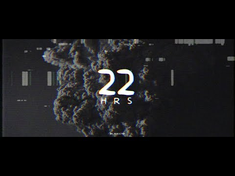 Teflon Sega - 22hrs (Prod. by OZZIE) [Lyrics / Lyric Video]