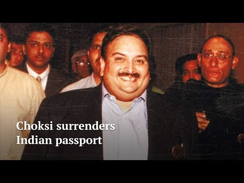 Mehul Choksi's citizenship will be revoked: Antigua PM