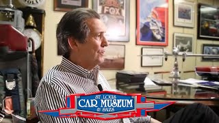 Owner interview Learn about the history of the St Louis Car Museum