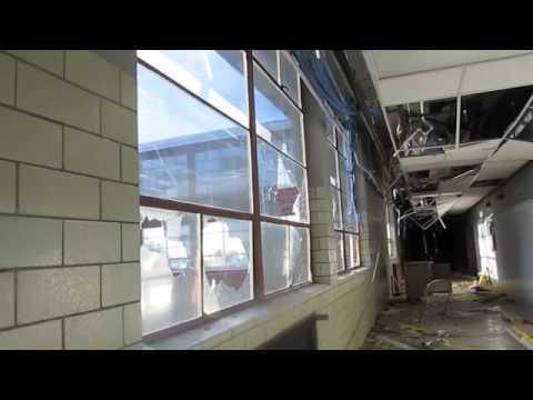 Wells School Canton Ohio Exploration - Abandon 1980's