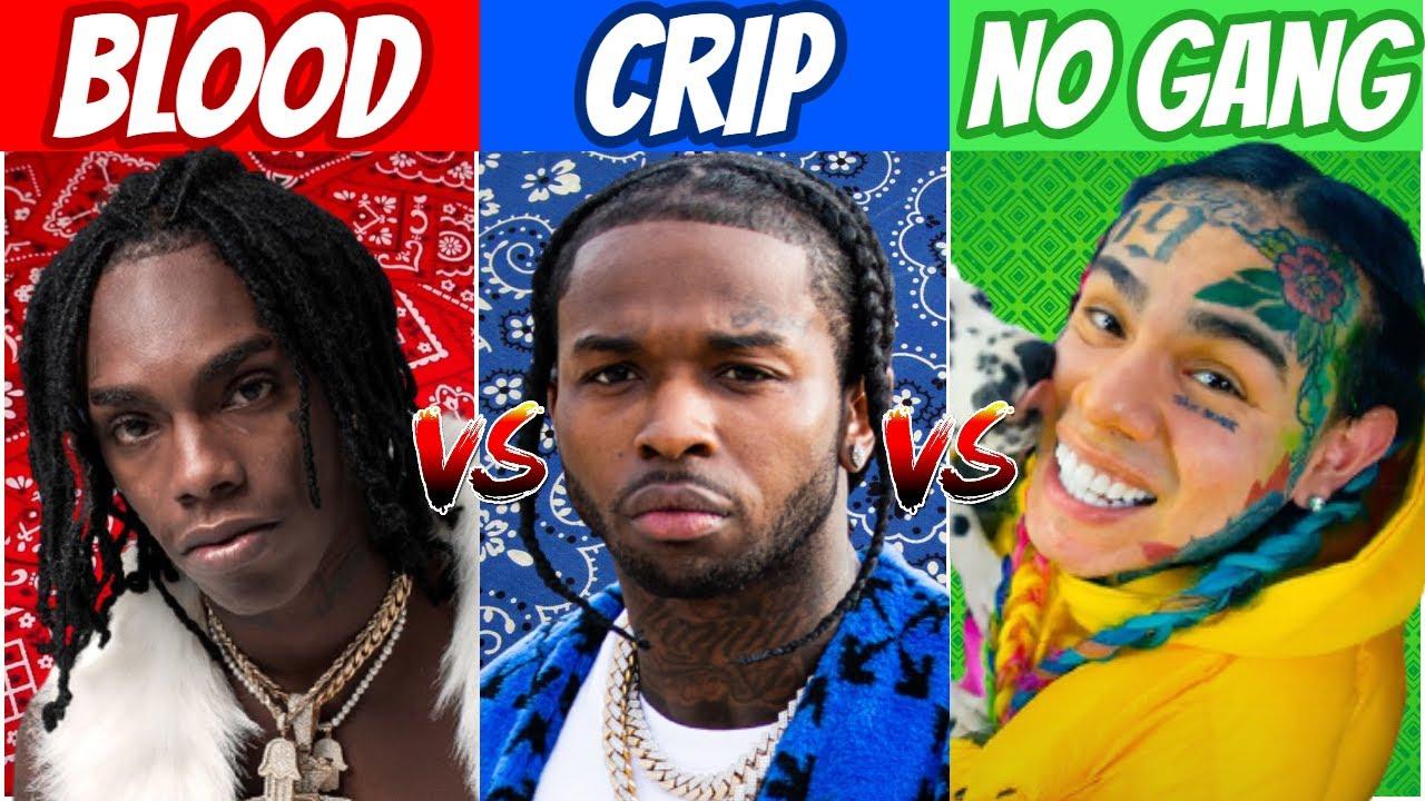 Download BLOOD RAPPERS vs CRIP RAPPERS vs NO GANG RAPPERS! (2020)