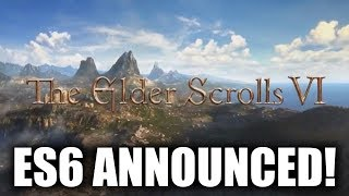 ELDER SCROLLS 6 CONFIRMED! E3 Trailer! Hammerfell or High Rock Setting?