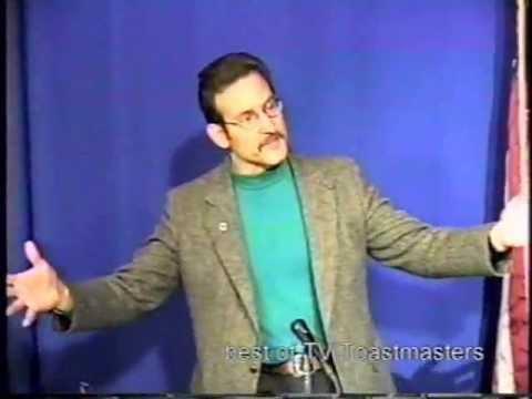 Cincinnati TV Toastmasters Club Meeting of Saturday February 15, 2003