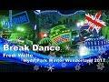 Break Dance - Fredi Welte (Offride) @ Hyde Park Winter Wonderland 2017