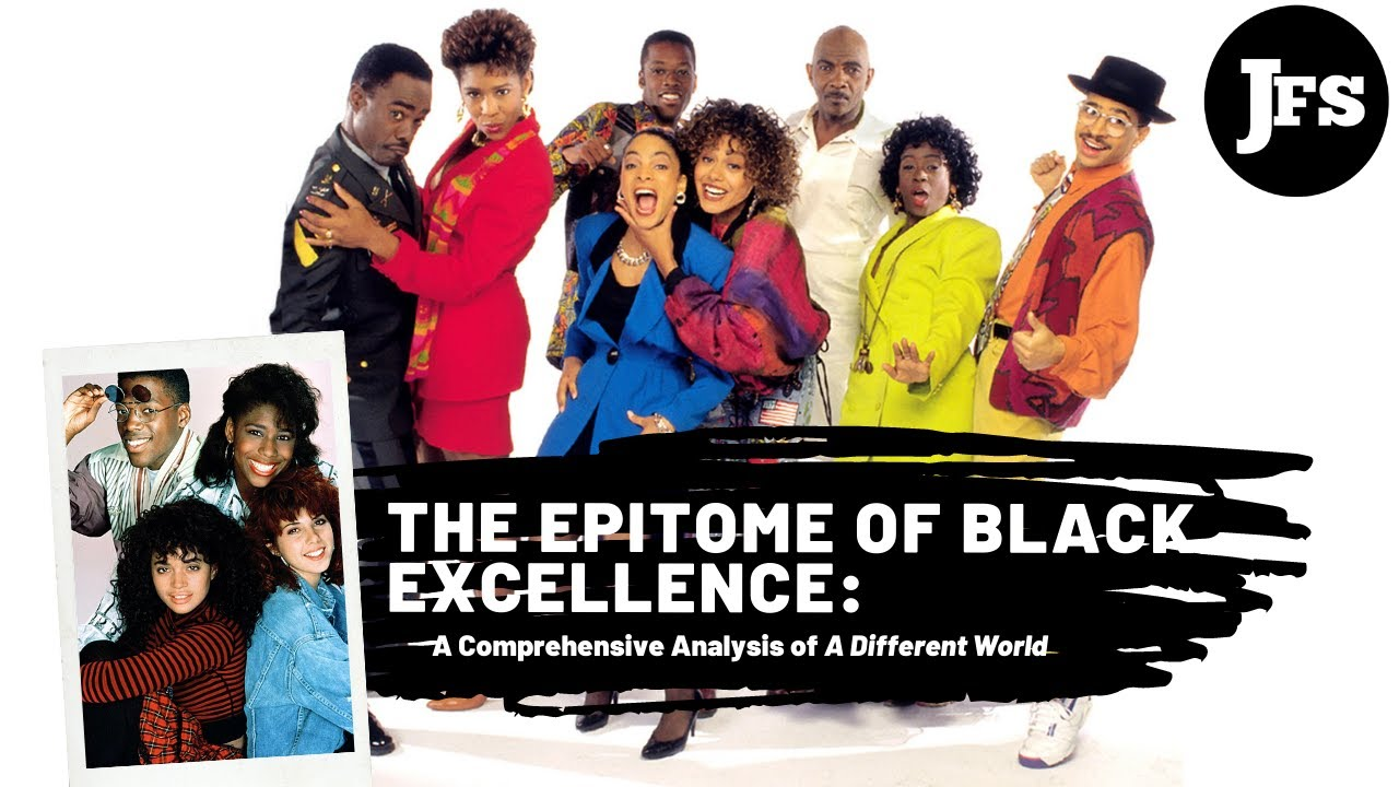 For Black History Month I Watched All of A Different World