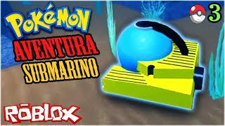 ROBLOX-I ENTERED a SUBMARINE #3 [POKEMON BRICK BRONZE]