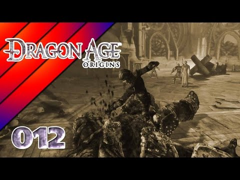 Let's Play Dragon Age: Origins [4K] #012 Das Biest der Unterwelt [4K]