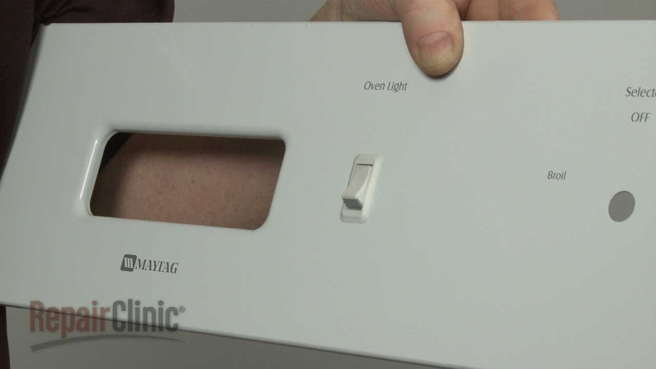maytag wall oven light switch replacement 7403p067 60 youtube. Black Bedroom Furniture Sets. Home Design Ideas