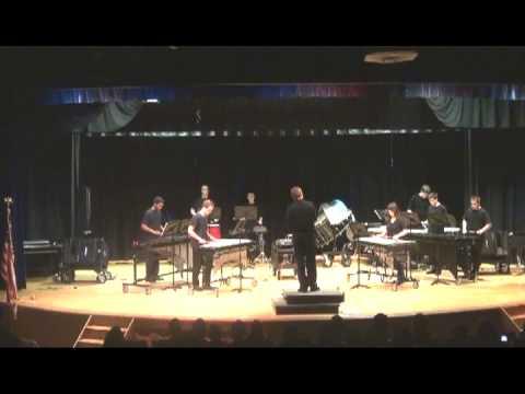 2013 Etowah High School Percussion Ensemble