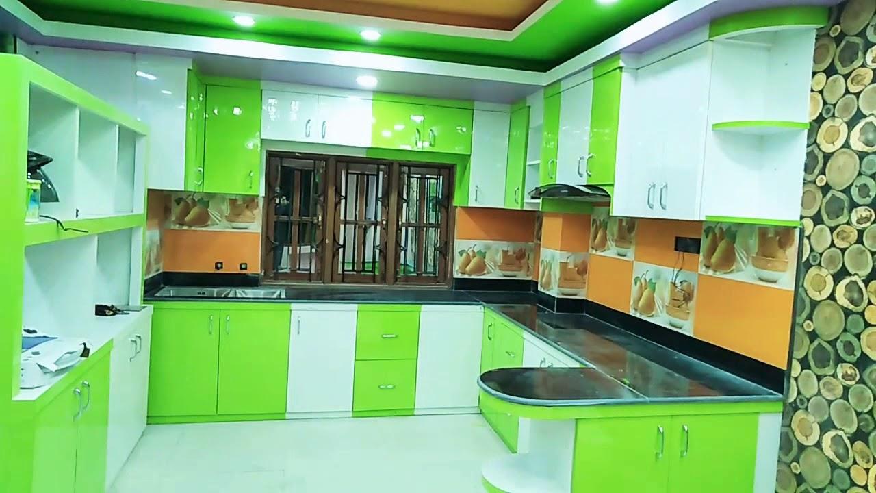 Modular kitchen design Kathmandu Nepal