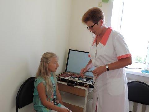 Зрение у детей: норма и причины нарушений