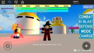 (Fusion) Goku,Vegeta,Broly,Bardook.Dragon Ball Burst ROBLOX