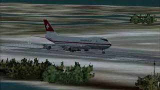 My Swissair Tribute FS2004