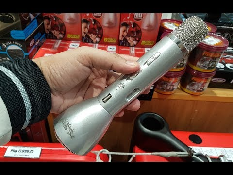 Magic Carry-Oke Karaoke Microphone Quick Demo