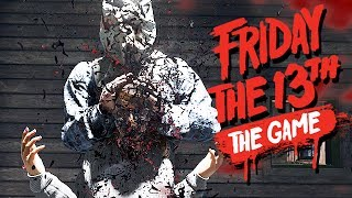 Friday The 13th The Game Gameplay German - Kein Blutbad