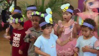Star-Spangled Banner @ Discovery Montessori Academ