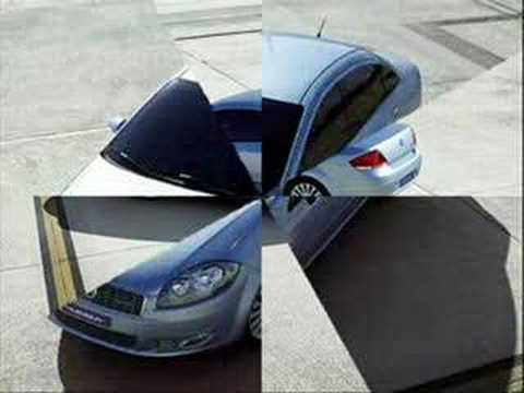 Sedans Fiat Evolução Design