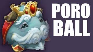 League of Legends : Poro Ball