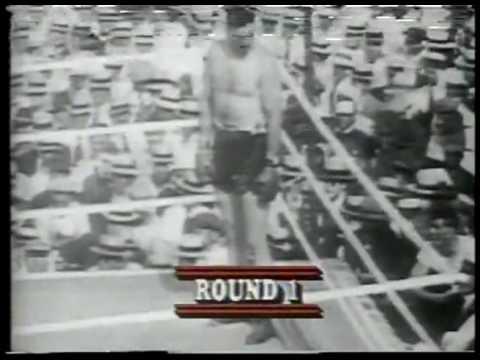 Boxing - Heavyweight Champions - Jack Dempsey - The Manasa Mauler imasportsphile