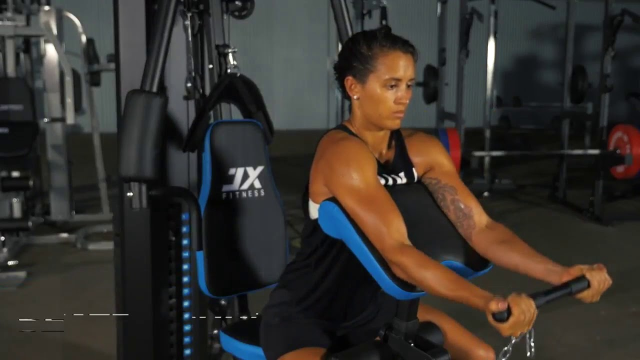 Jx ds home gym product information video youtube