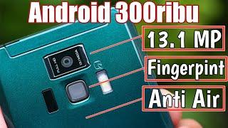 HP 300 ribu Cameranya gila abiss !! Unboxing fujitsu regza