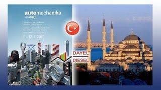 Automechanika 2015   Istanbul   DAYEL(Турецкая компания DAYEL MAKINA A.Ş. под торговой маркой