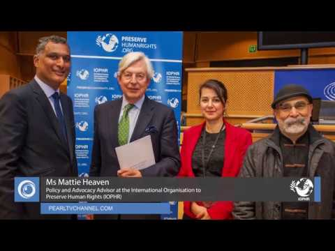 """""""Antidotes to Islamist Extremism"""" – European Parliament on 2nd May 2017 – Panel 1"""