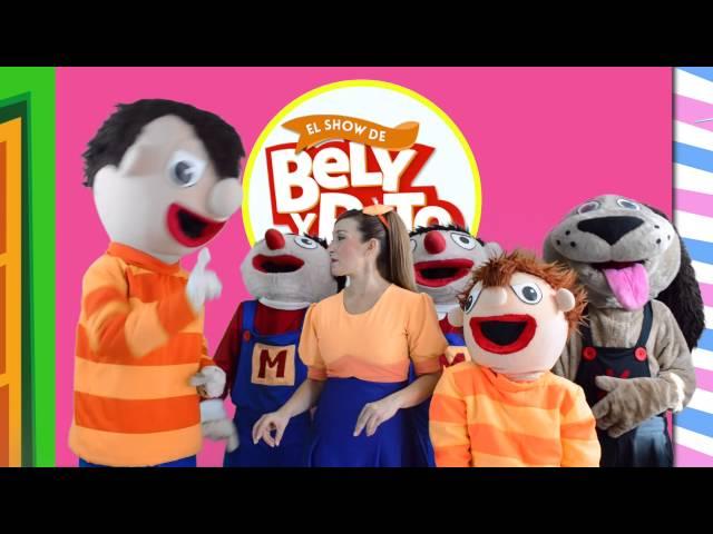 primer programa El Show de Bely y Beto canal 28