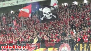 Спартак - Урал 1:0, обзор трибун