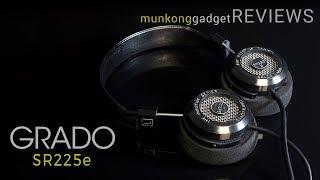 รีวิว : หูฟัง Grado SR225e