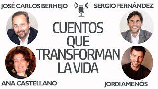 Cuentos que curan. José Carlos Bermejo, Jordi Amenós, Ana Castellano y Sergio Fernández