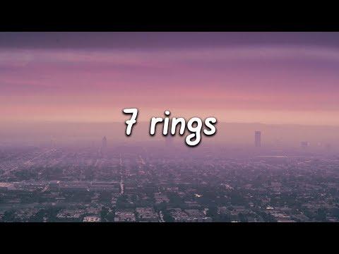 Ariana Grande - 7 Rings (Lyrics) Mp3