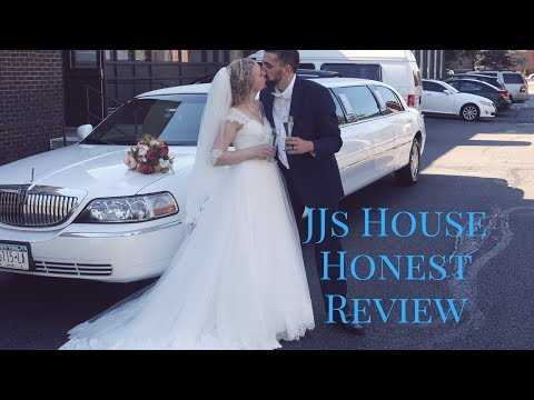 JJs House Wedding Dress Review