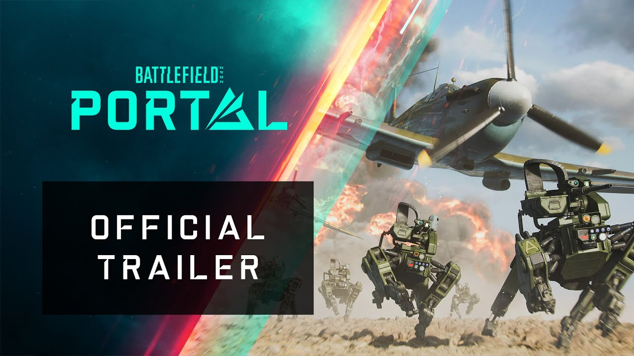 Battlefield 2042 | Tráiler oficial de Battlefield Portal