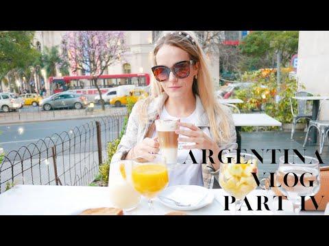 Grocery Shopping In Argentina & Exploring Downtown Córdoba! 🇦🇷  Argentina Travel Vlog Part IV