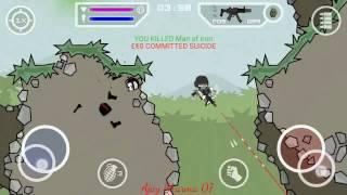 Mini Militia Hints Tricks Hacks