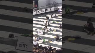 2021 CrossFit Games Event 3 | Masters Men 45-49 | Alan Bates