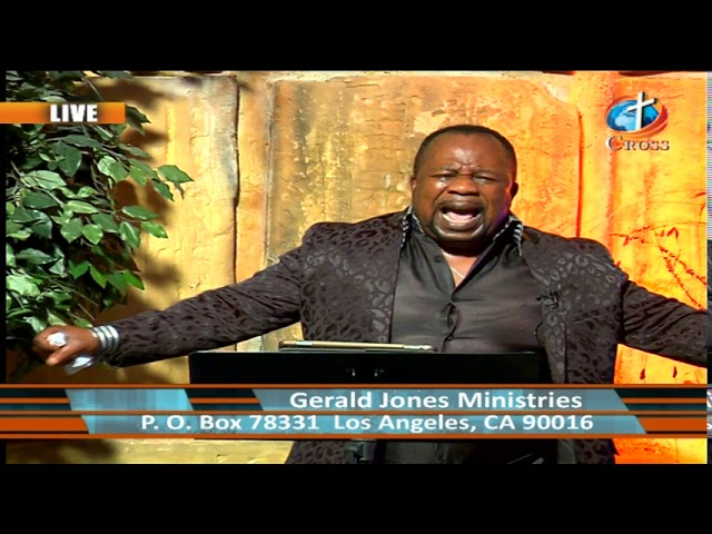Jesus is our Jubilee  Gerald Jones Ministries 04-18-2019
