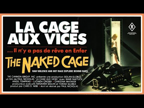 The Naked Cage (1986) Trailer - Color / 1:32 mins