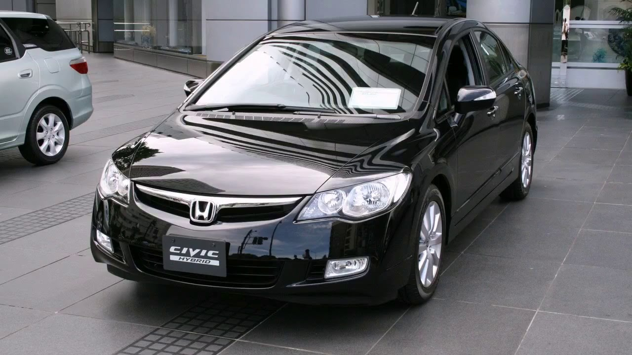 Attractive 2010 Honda Civic Hybrid Excellent Fuel Economy And High Safety