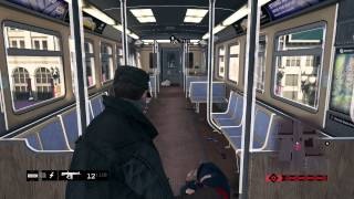 Watch Dogs: Epic Police Chase And Killing Spree
