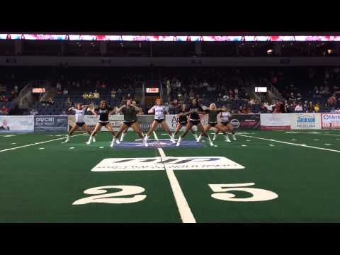 2015 Texas Revolution Dancers Promo